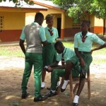 The Water Project: Kulufai Rashideen Secondary School -  Students
