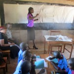 The Water Project: ADC Chanda Primary School -  Training