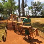 The Water Project : 2-kenya4663-moving-from-one-class-to-the-other