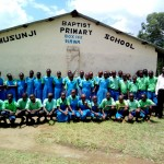 The Water Project: Musunji Primary School -  Group Picture