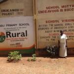 The Water Project: Emukangu Primary School -  School Entrance
