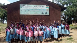The Water Project:  Students Excited About The Project