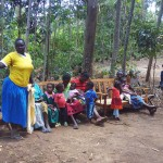The Water Project: Emarembwa Community -  Community Member Talks During Training