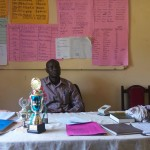 The Water Project: Chief Mutsembe Primary School -  Headmaster