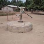 The Water Project: Conakry Dee Community A -  Seasonal Well During Dry Season