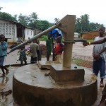 The Water Project: Kafunka Community -  Light Rains But Not Working
