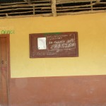The Water Project: Kulufai Rashideen Secondary School -  Notice Board