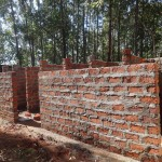 The Water Project: Compassion Primary School -  Construction