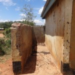 The Water Project: Emukangu Primary School -  Boys Urinal