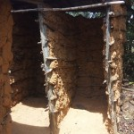 The Water Project: Shikoti Community -  Latrine