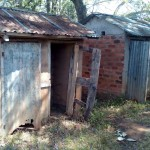 The Water Project: Ematsuli Primary School -  Unsuable Latrines