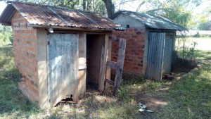The Water Project:  Unsuable Latrines