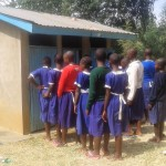 The Water Project : 21-kenya4670-girls-latrines
