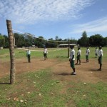The Water Project: Kulufai Rashideen Secondary School -  Gym Class