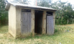 The Water Project : 22-kenya4670-unusable-latrines