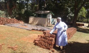 The Water Project:  Bricks For Construction
