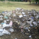 The Water Project : 23-kenya4670-garbage-site