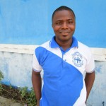 The Water Project: Benke Community, Brima Lane -  Teacher John