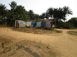 The Water Project : 23-sierraleone5121-clothesline