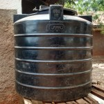 The Water Project: Esibuye Primary School -  Tank At School