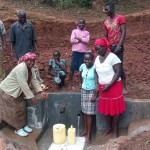 The Water Project : 24-kenya4709-protected-spring