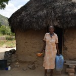 The Water Project: Ilinge Community -  Family Two Household
