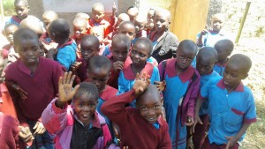 The Water Project : 25-kenya4649-finished-latrines