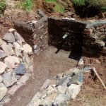 The Water Project: Bumavi Community -  Construction
