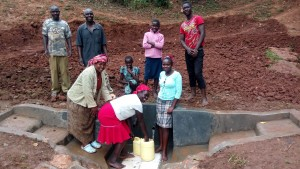 The Water Project : 25-kenya4709-protected-spring