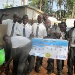 The Water Project: Matsigulu Friends Secondary School -  Finished Project