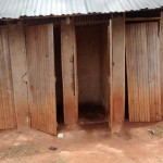The Water Project: Esibuye Primary School -  Latrines
