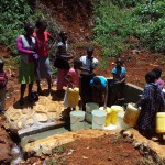 The Water Project : 26-kenya4708-protected-spring