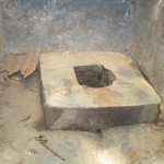 The Water Project: Mayaya Village A -  Latrines