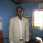 The Water Project: Kulufai Rashideen Secondary School -  Mr Gibril M Kamara