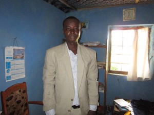 The Water Project:  Mr Gibril M Kamara