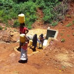 The Water Project : 29-kenya4708-protected-spring
