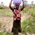 The Water Project: Bukhakunga Community -  Micah Indiatsi