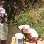 The Water Project : 3-kenya4728-fetching-water