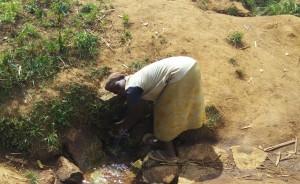 The Water Project:  Futsi Fuvili Spring