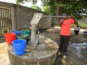 The Water Project:  Other Well