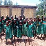The Water Project : 30-kenya4644-finished-latrines