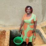 The Water Project: Virembe Primary School -  Deborah Betu