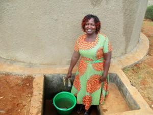 The Water Project:  Deborah Betu