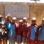 The Water Project: ADC Chanda Primary School -  Finished Tank