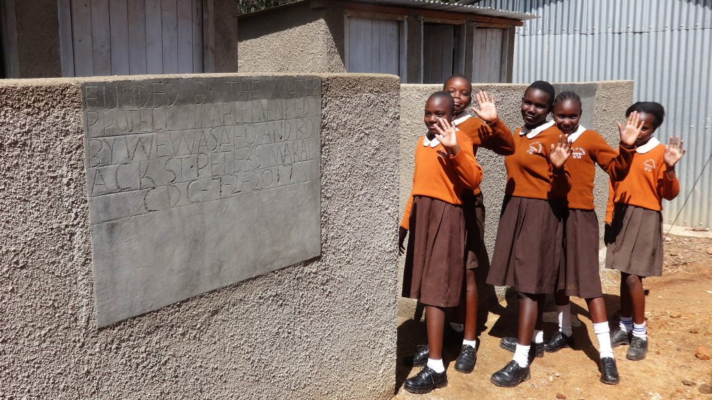 33 kenya4646 finished latrines