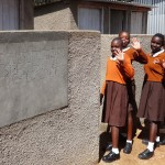 The Water Project: Compassion Primary School -  Finished Latrines