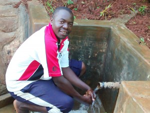The Water Project : 36-kenya4710-makutwa-dickson