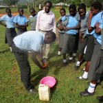 The Water Project: Bumuyange Secondary School -  Training