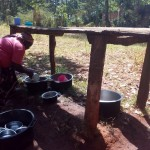 The Water Project: Ematsuli Primary School -  Alice School Cook