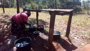 The Water Project:  Alice School Cook
